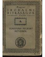 Temesvári Pelbárt műveiből