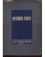 Mentovich Ferenc (dedikált)