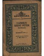 Canisius Szent Péter életrajza