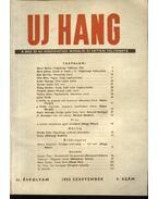 Uj Hang 1953/9