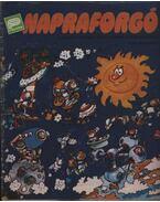 Napraforgó 1982. augusztus