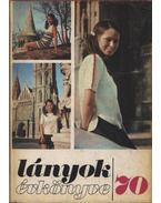 Lányok évkönyve 1970