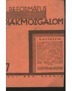 Református Diákmozgalom 1931. március