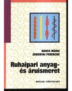 Ruhaipari anyag- és áruismeret