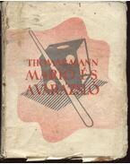 Mario és a varázsló - Thomas Mann