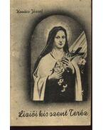 Liziői kis szent Teréz