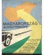 Magyarország autóúttérképe (1963)