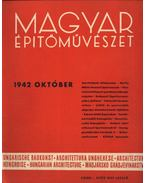 Magyar Építőművészet 1942. október