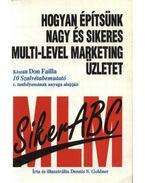 MLM Siker ABC - Hogyan építsünk nagy és sikeres multi-level marketing üzletet