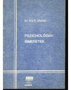 Pszichológiai ismeretek