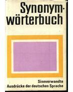 Synonymwörterbuch