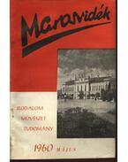 Marosvidék 1960 május