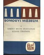 A somogy megyei muzeológiai kutatás története