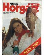 Magyar Horgász 1989. január-december