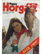 Magyar Horgász 1989. január-december - Péter Robert