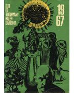 Az Élet és Tudomány tudományos kalendáriuma 1967