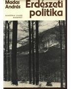 Erdészeti politika