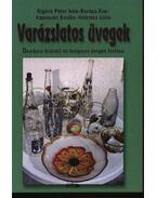 Varázslatos üvegek (Síküvegek festése)