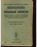 Közgazdasági és társadalmi ismeretek