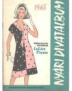 Nyári divatalbum 1965