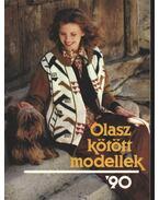 Olasz kötött modellek '90