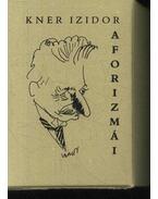 Kner Izidor aforizmái I.-II.kötet (mini)