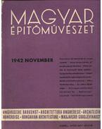 Magyar Építőművészet 1942. november