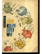 Görbe kalendárium 1966