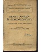 Német olvasó- és gyakorlókönyv a gimnáziumok V. osztálya számára