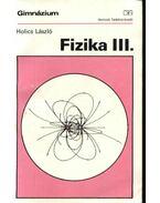 Fizika III.