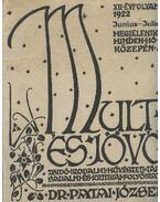 Múlt és jövő 1922. június-július, XII. évf.
