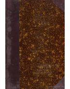 Hittudományi folyóirat 10. évfolyam 1899.