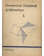 Geometriai feladatok gyűjteménye I-II kötet