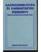 Kazánüzemeltetési és karbantartási zsebkönyv