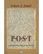 POST - Fekete J. József