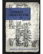 atirni - Székely népesség-összeírások 1575-1627