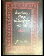 Bornemisza Anna szakácskönyve 1680-ból - Dr. Lakó Elemér, Bornemisza Anna