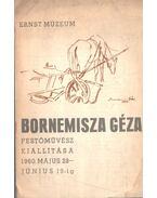 Bornemisza Géza festőművész kiállítása
