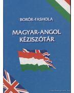 Magyar-angol kéziszótár - Borók Jutka, Adeola Fashola