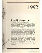 Cambridge enciklopédia 1992 - Boross Anna