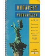 Budapest városatlasz