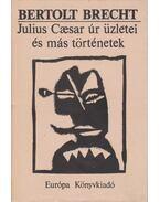 Julius Caesar úr üzletei és más történetek - Brecht, Bertolt