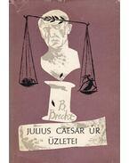 Julius Caesar úr üzletei - Brecht, Bertolt