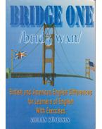 Bridge One - British and American English Differences for Learnes of English