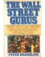 Tha Wall Street Gurus - Brimelow, Peter