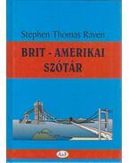 Brit-amerikai szótár