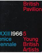 British Pavilion XXXIII 1966 Venice Biennale