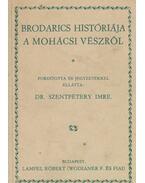 Brodarics históriája a mohácsi vészről