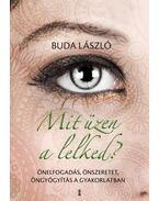 Mit üzen a lelked? - Önelfogadás, önszeretet, öngyógyítás a gyakorlatban - Buda László