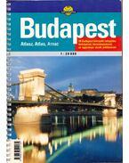 Budapest atlasz 1:20000